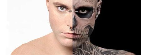 L'homme Zombie à la peau neuve - Go Beyond The Cover 5