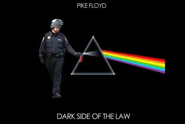 20 parodies du policier qui a envoyé du spay à UC Davis  21