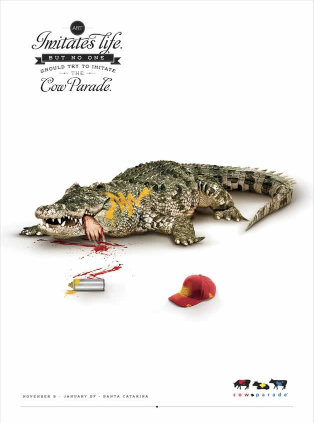 54+ publicités créatives et designs de Novembre 2011 54