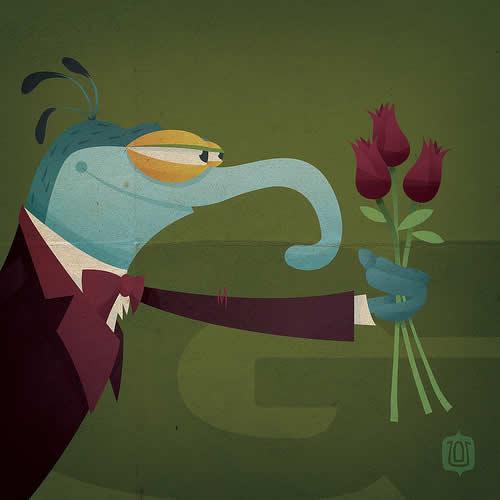 La typographie du Muppets Show - The muppabet 2