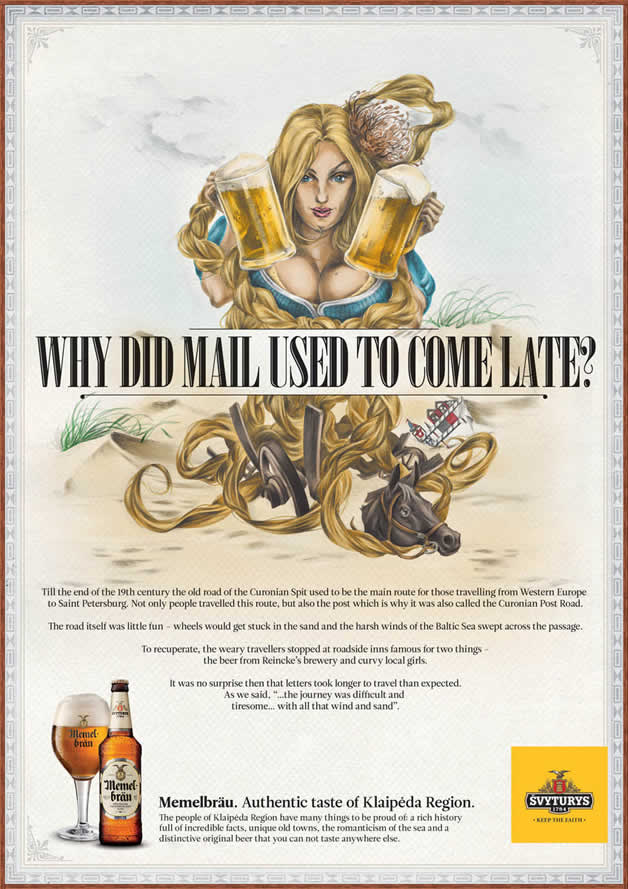 110+ publicités créatives et designs d'octobre 2011 109