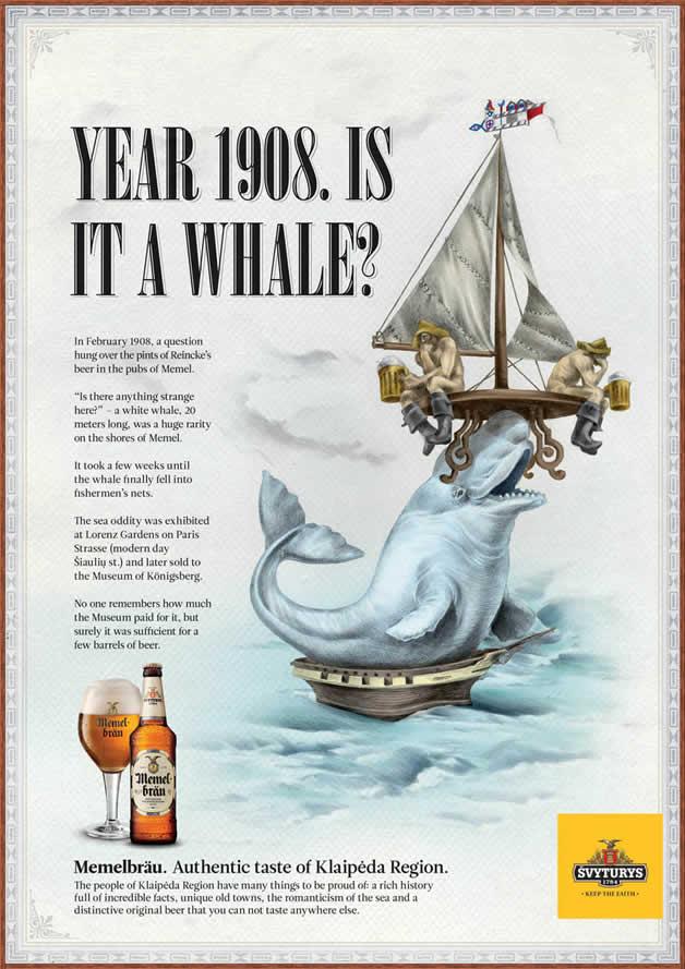 110+ publicités créatives et designs d'octobre 2011 108