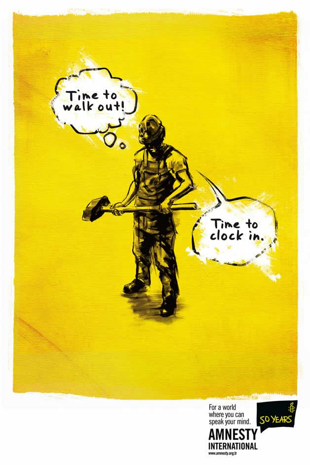 110+ publicités créatives et designs d'octobre 2011 104