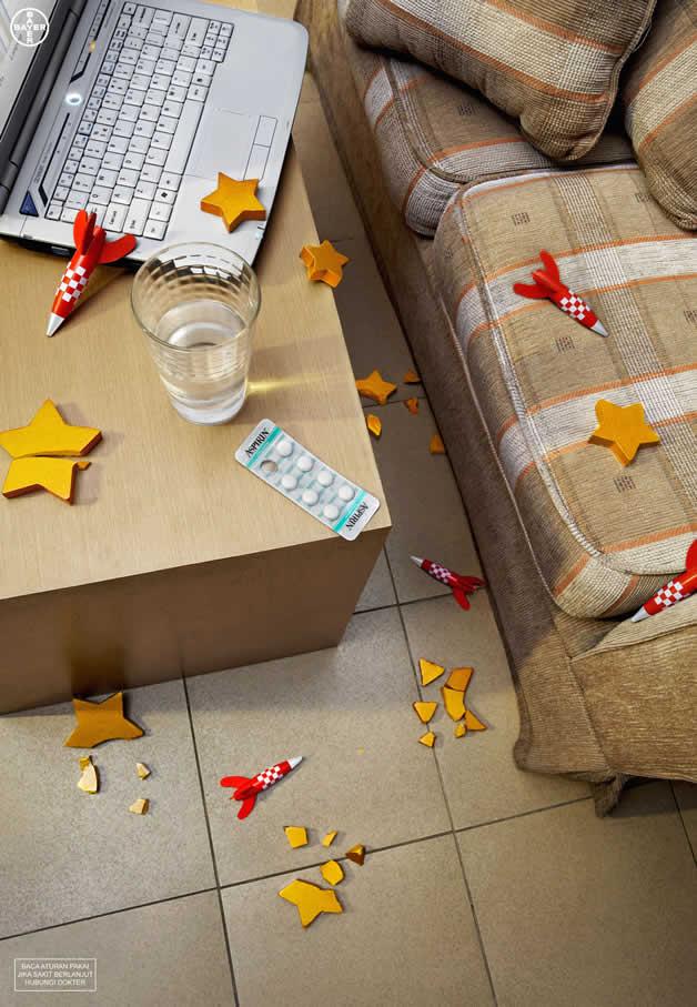 110+ publicités créatives et designs d'octobre 2011 102
