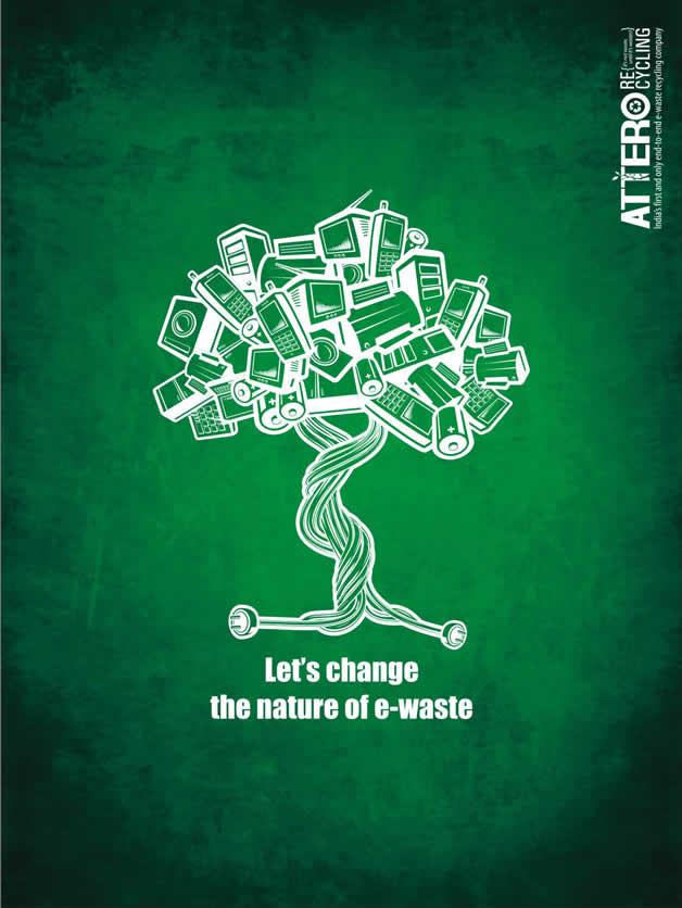 110+ publicités créatives et designs d'octobre 2011 99