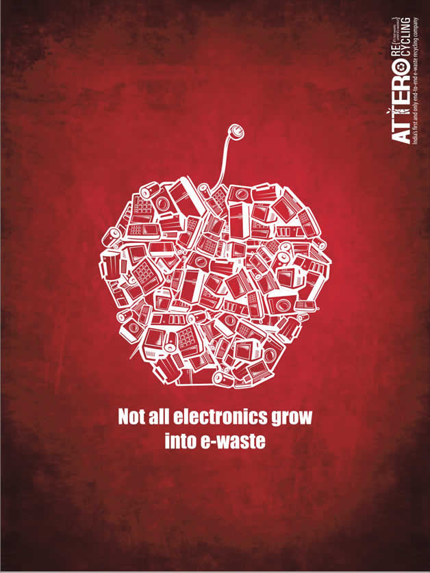 110+ publicités créatives et designs d'octobre 2011 98