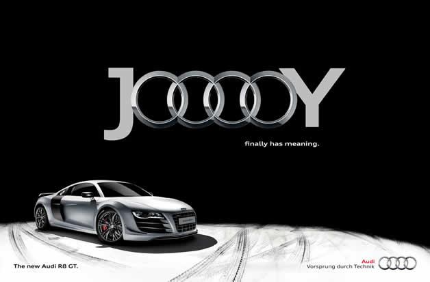 110+ publicités créatives et designs d'octobre 2011 97