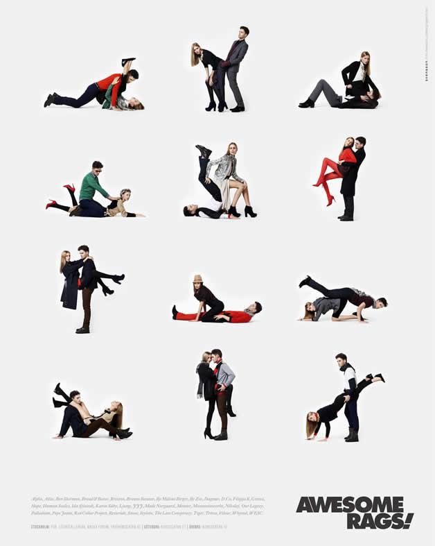110+ publicités créatives et designs d'octobre 2011 95