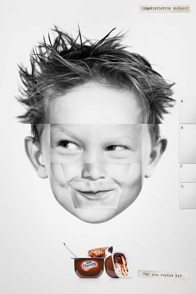 110+ publicités créatives et designs d'octobre 2011 86
