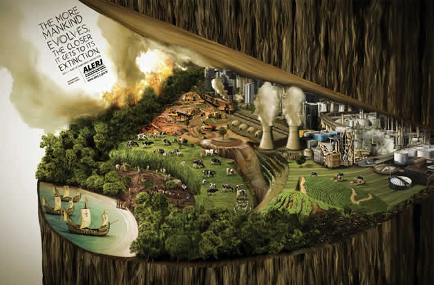 54+ publicités créatives et designs de Novembre 2011 51