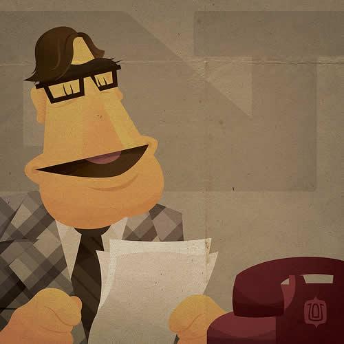 La typographie du Muppets Show - The muppabet 5