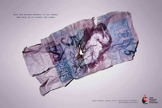 110+ publicités créatives et designs d'octobre 2011 80