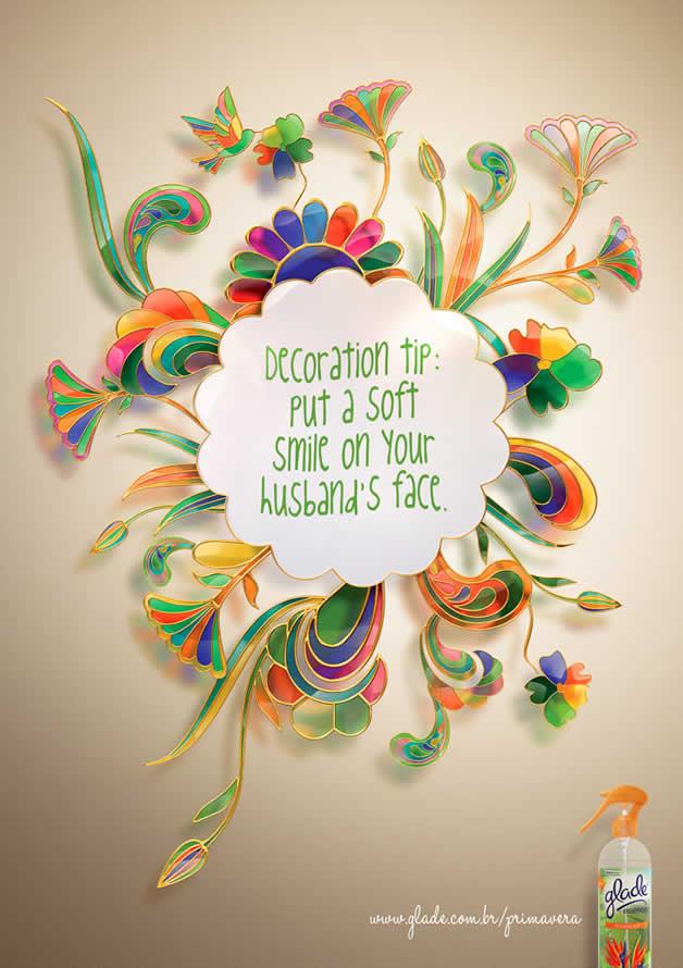 110+ publicités créatives et designs d'octobre 2011 75