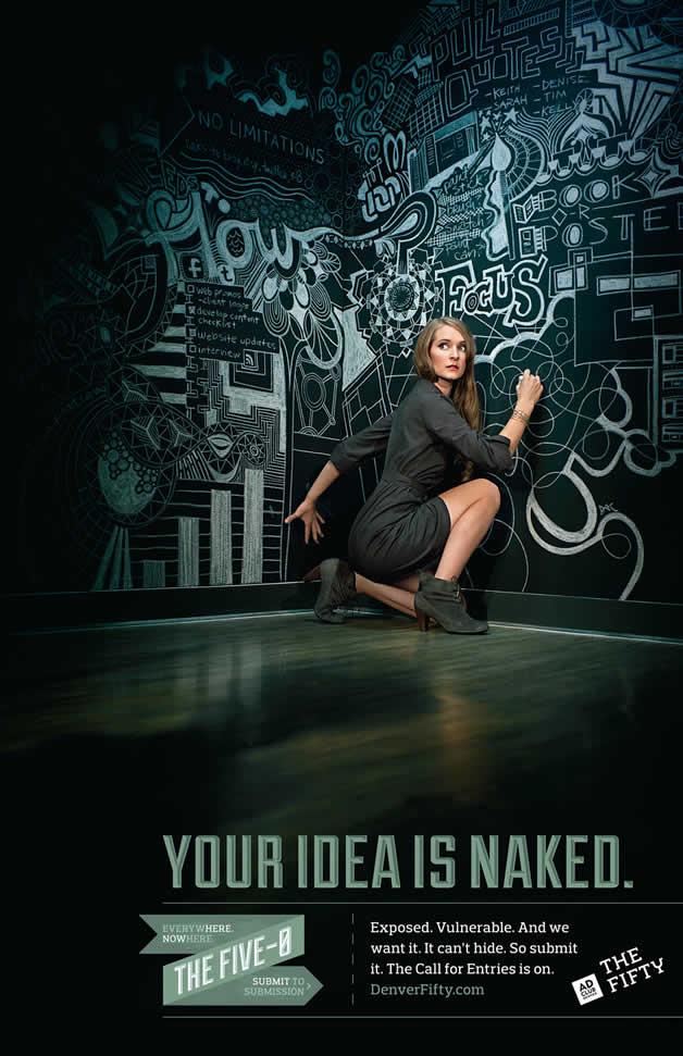 110+ publicités créatives et designs d'octobre 2011 65