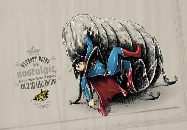 110+ publicités créatives et designs d'octobre 2011 58
