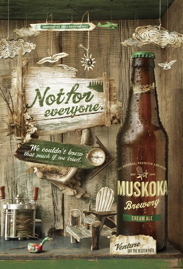 110+ publicités créatives et designs d'octobre 2011 47