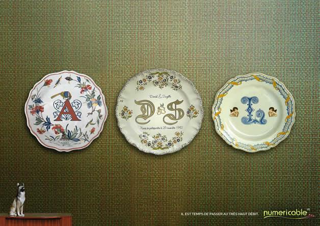 110+ publicités créatives et designs d'octobre 2011 44