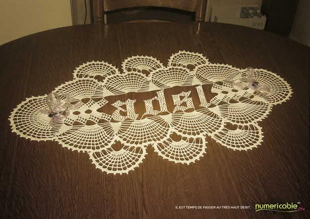 110+ publicités créatives et designs d'octobre 2011 43