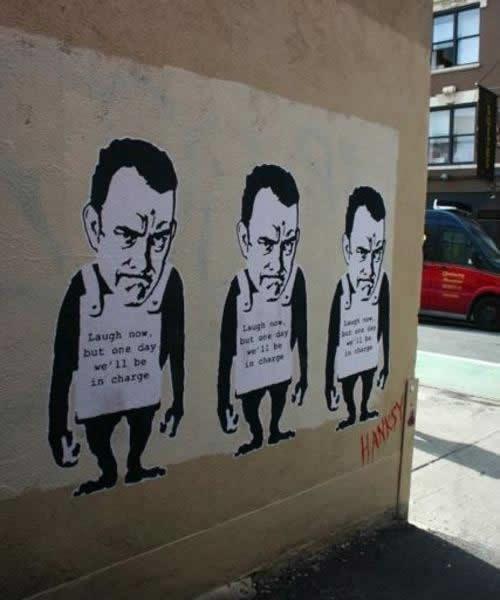 07 streetart vol7 50 street art fun et créatifs   vol 7