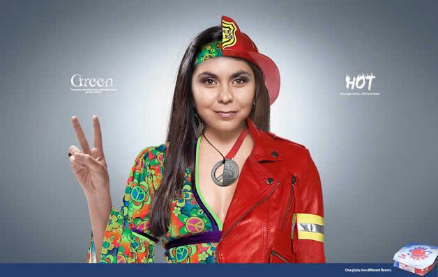 110+ publicités créatives et designs d'octobre 2011 36