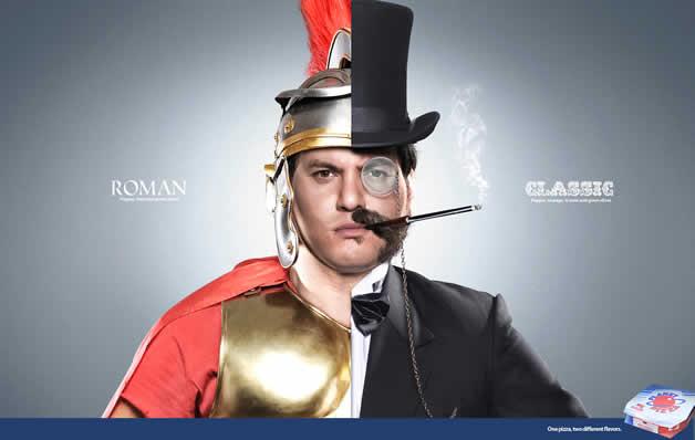 110+ publicités créatives et designs d'octobre 2011 34