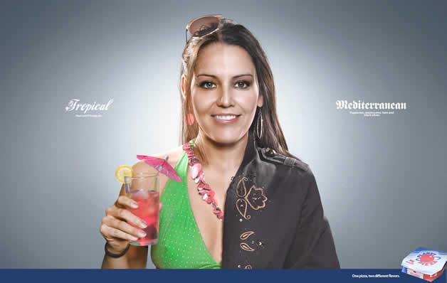 110+ publicités créatives et designs d'octobre 2011 33