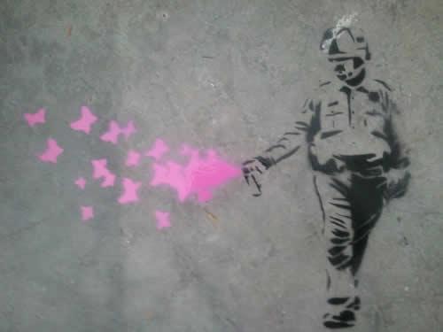 08 streetart vol7 50 street art fun et créatifs   vol 7
