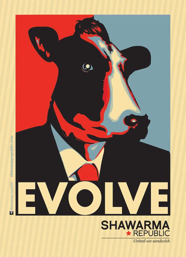 110+ publicités créatives et designs d'octobre 2011 23