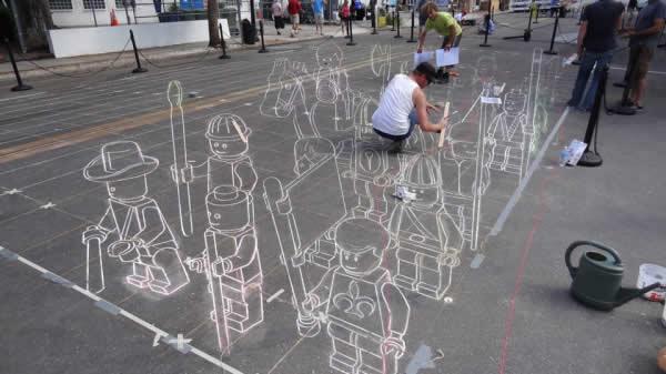 09 streetart vol7 50 street art fun et créatifs   vol 7