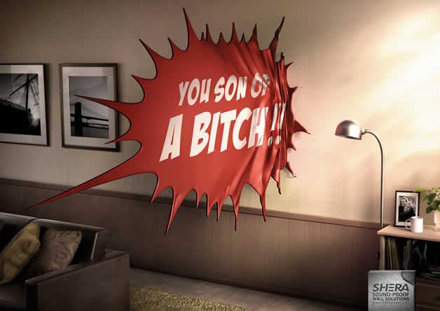 110+ publicités créatives et designs d'octobre 2011 20