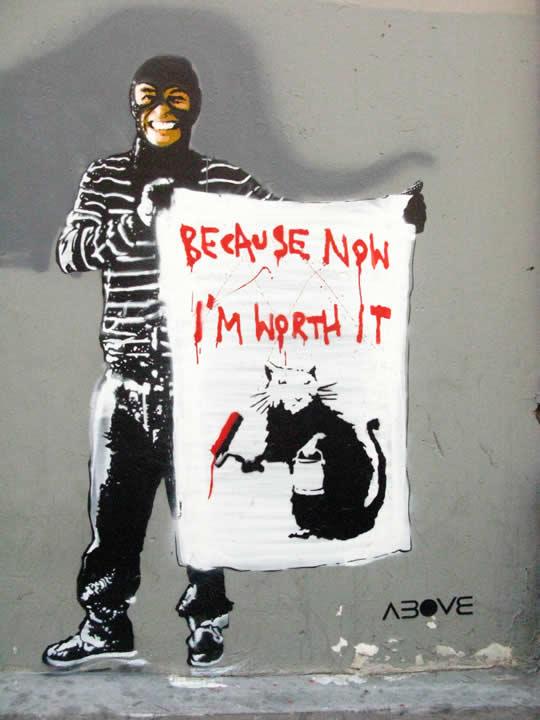 10 streetart vol7 50 street art fun et créatifs   vol 7
