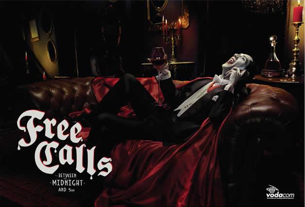 110+ publicités créatives et designs d'octobre 2011 10