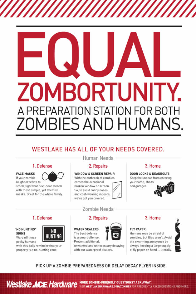 110+ publicités créatives et designs d'octobre 2011 6