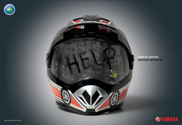110+ publicités créatives et designs d'octobre 2011 3