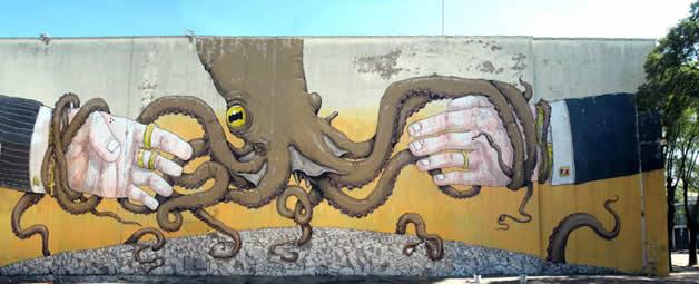 12 streetart vol7 50 street art fun et créatifs   vol 7
