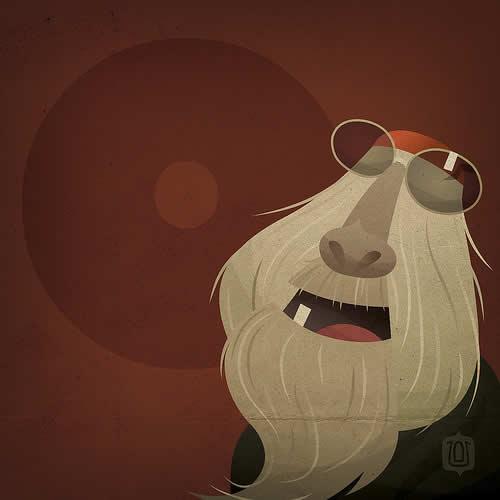 La typographie du Muppets Show - The muppabet 14