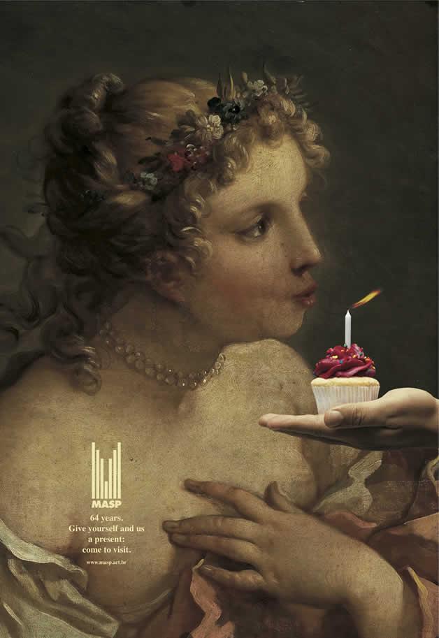 54+ publicités créatives et designs de Novembre 2011 40