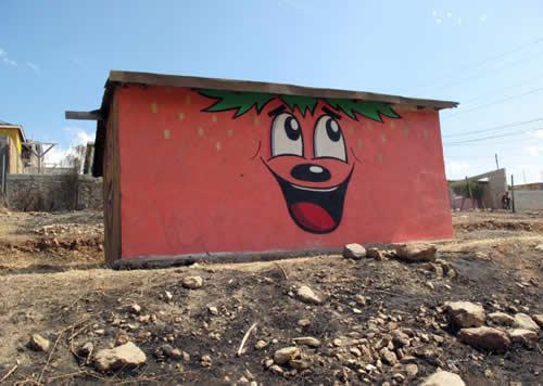 14 streetart vol7 50 street art fun et créatifs   vol 7