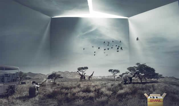 54+ publicités créatives et designs de Novembre 2011 38