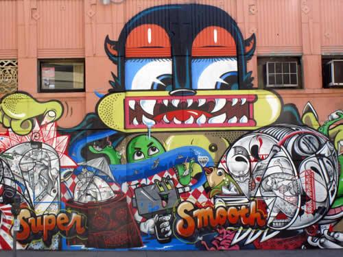 18 streetart vol7 50 street art fun et créatifs   vol 7