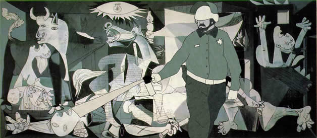 20 parodies du policier qui a envoyé du spay à UC Davis  4
