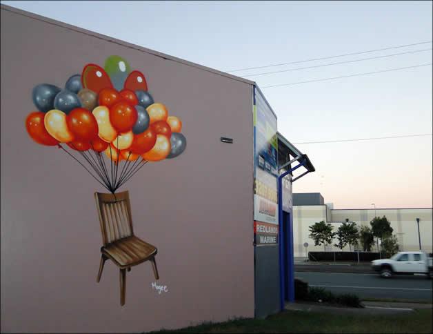 21 streetart vol7 50 street art fun et créatifs   vol 7