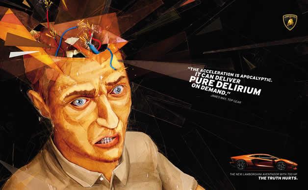 54+ publicités créatives et designs de Novembre 2011 31