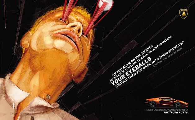 54+ publicités créatives et designs de Novembre 2011 30