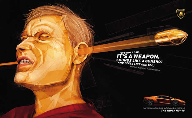 54+ publicités créatives et designs de Novembre 2011 29