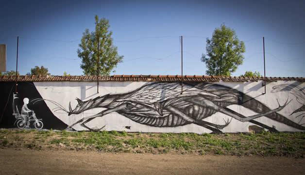 25 streetart vol7 50 street art fun et créatifs   vol 7