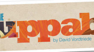 La typographie du Muppets Show - The muppabet