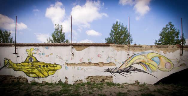 26 streetart vol7 50 street art fun et créatifs   vol 7