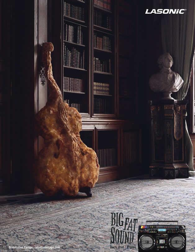 54+ publicités créatives et designs de Novembre 2011 27