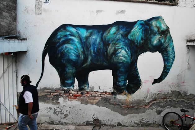 27 streetart vol7 50 street art fun et créatifs   vol 7